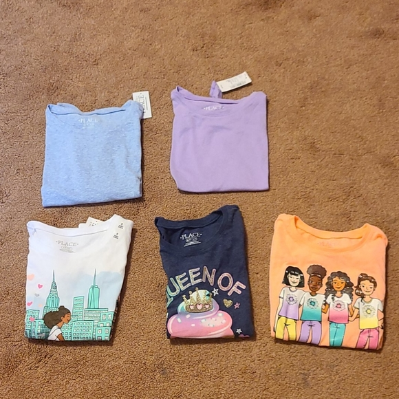 NWT Children's Place T-shirts S